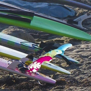 Surf Trip Check List