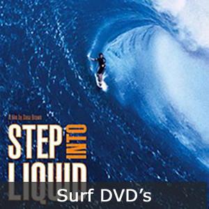 Surf DVD's & Movies