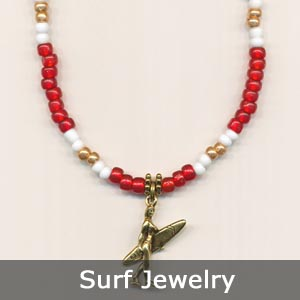 Surfer Girl Jewelry
