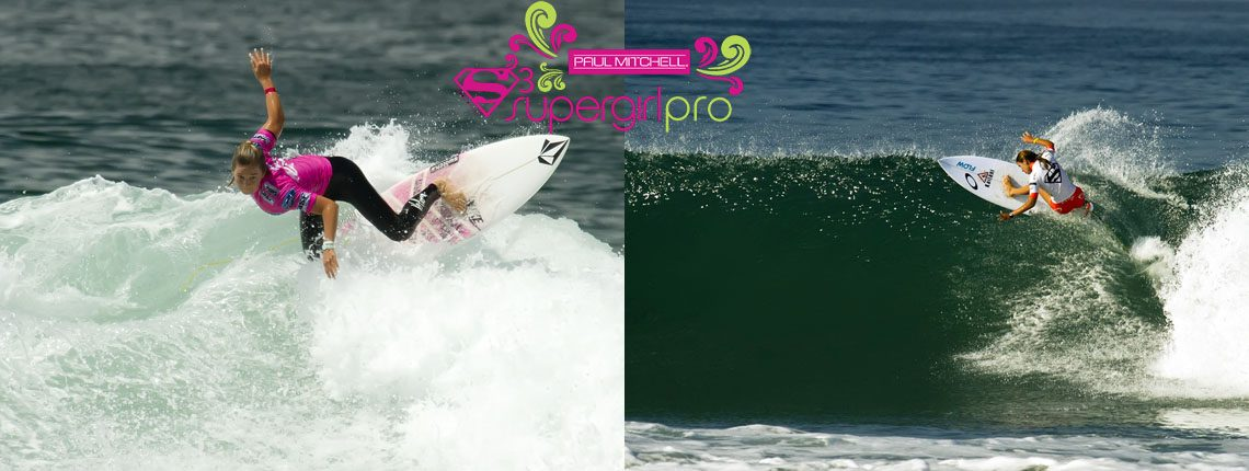 Supergirl Pro Surf Contest 2016