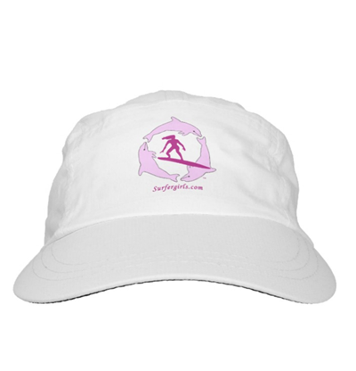 Surfer Girls Logo Hat