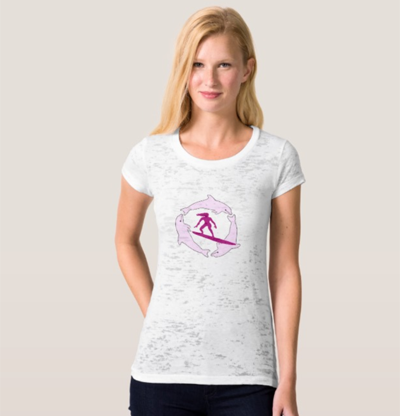 Surfer Girls Tee
