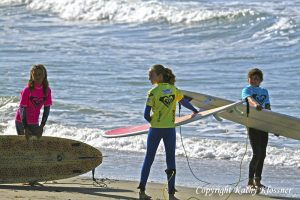 Roxy Pro Surf Contest 2007