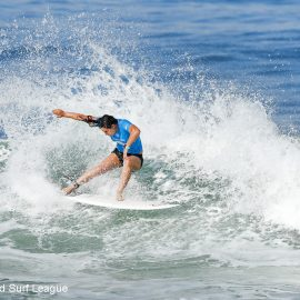 2016 Women's World Champion Tyler Wright of Australia won the Oi Rio Women's Pro