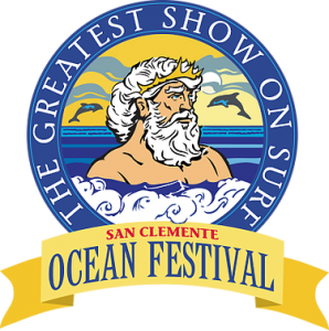 San Clemente Ocean Festival Logo
