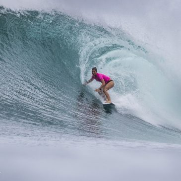 Tyler Wright Claims 2017 WSL Title at Maui Women's Pro